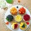 フルーツたっぷり可愛いタルト祭り!