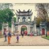 ベトナムを旅しながら、論語を読んでいた