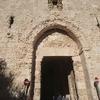 【中東】エルサレム 銃痕の門