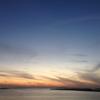 今日の1枚 ~大阪湾の夕焼け~