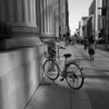 日本橋室町の自転車