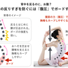 【アラベスク・ビールマンスピンのポーズにも】背中を反らすポーズで体幹を使うことが大切な理由「腹圧で腰椎を守る!」