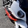バイクで事故に遭わないために気をつけている事3つ。