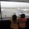 双子と子連れ沖縄旅行① 2歳11カ月