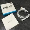 Ankerの充電ケーブルを購入したので感想を書いてみた