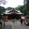 世田谷八幡宮の秋祭り