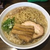 『拉麺 太极 (タイヂ)』⑤「背脂そば 太麺(15杯限定)」! 岩手県紫波町