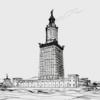 じじぃの「科学・芸術_52_アレクサンドリアの灯台」