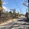 六本松通り大山道を歩く 東海道小田原宿から羽根尾通り合流まで