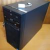 【備忘録】HP ヒューレットパッカード ProLiantサーバーML110 G7 にグラフィックカードを搭載したときの備忘録