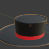 Blender操作メモ7(回転・左右対称・モディファイアー)_φ(・_・【1064日目】