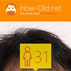 今日の顔年齢測定 171日目