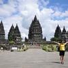 インドネシア世界遺産巡りの旅 「プランバナン寺院」「ボロブドゥール遺跡」