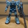 【ガンプラ】MG 1/100 MS-07B-3 グフカスタム   を作った。