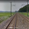 グーグルマップで鉄道撮影スポットを探してみた 白河駅~久田野駅間