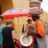 カルタヘナの押し売り:のらりくらりコロンビアの休日(4)