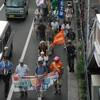 平和行進・上野終結