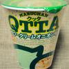 東洋水産 MARUCHAN QTTA サワークリームオニオン味
