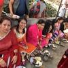 Gurung民族の結婚式③ 3日間の結婚式