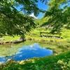 野池親水公園 水遊びの池(長野県飯田)