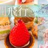 川崎日航ホテル 夜間飛行 いちごスイーツブッフェ 2019年3月レビューブログ