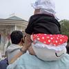 《赤ちゃん連れディズニーランド》ショー&パレード編(長女1歳0ヶ月)