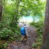 五色沼【福島県 裏磐梯】~雨が降っても歩けるハイキング道の先々には、ひっそりと自然に溶け込む神秘的なエメラルドグリーン~【2020年9月】