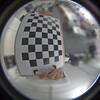 OpenCVで魚眼カメラのキャリブレーション