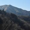 立冬の剣山遊山 水の形