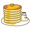 【一度やってみたかった…】絵本みたいなパンケーキ、豆腐のふわふわ効果でつくってみました!