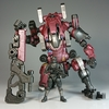 暗源 ティエクエ TK02 攻撃型(Sootang限定色/レッド) レビュー 大陸産ロボット×フィギュア強襲