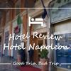 【立地最強のローマ4つ星ホテル】ホテル ナポレオンの宿泊レビュー!