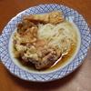 幸運な病のレシピ( 2185 )昼:イカ天、素麺