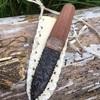 石器ナイフ作製