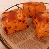 【パン作り】厚焼きトマトフォカッチャを焼きました