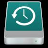 Time Machineのディスクアイコンが緑に変わらない件の直し方