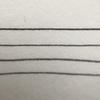 なぜジェットストリームの筆記線は濃く見えるのか、そしてなぜツルツル過ぎると感じるようになるのか
