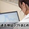【有料・無料】過去検証(バックテスト)ソフト&ツール MT4や専用ソフト FXで勝つためのやり方