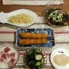 2017/10/24の夕食