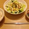 【男の飯】「スクランブルエッグサラダ等」