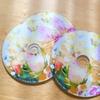 【デザイン】CDのレーベルをデザインしました