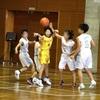 バスケ・ミニバス写真館90 一眼レフで撮影したバスケットボール試合の写真