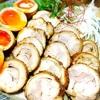 作り置きに☆煮汁活用の鶏ももチャーシュー