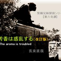 長束直哉作品 「芳香は惑乱する(改訂版)/The aroma is troubled」