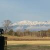 雪景色の御嶽山(御岳山)・2021年4月12日②