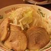 のろし栗山店のラーメン(汁なし・肉3枚)[新潟市東区粟山]