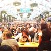 世界一のビール祭り!ドイツ・ミュンヘンの本場のオクトーバーフェト。朝から晩まで連日ビール三昧パーティ