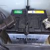 外国車のバッテリーを日本車用バッテリーへ乗せかえ!ロシア車UAZのバッテリー交換☆