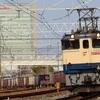 第1157列車 「 調子踏切で貨物列車を狙う 」