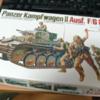 プラモ戦車道(6):II号戦車